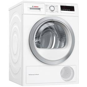 Bosch WTM85230GB 8KG Heat Pump Tumble Dryer - White