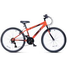 Piranha 24 Inch Blaze Rigid Junior Bike