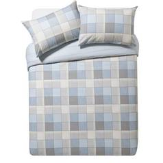 Argos Home Louis Brushed Cotton Bedding Set