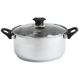Russell Hobbs 24cm Stainless Steel Stock Pot