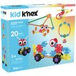 more details on K'NEX Zoomin' Rides Building Set