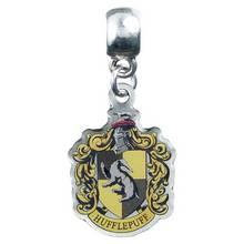 Harry Potter Hufflepuff Crest Slider Charm.