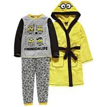 Minions Yellow Nightwear Set.
