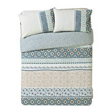 HOME Global Patchwork Bedding Set - Double