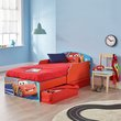 more details on Disney Cars Toddler Bed with Drawers.
