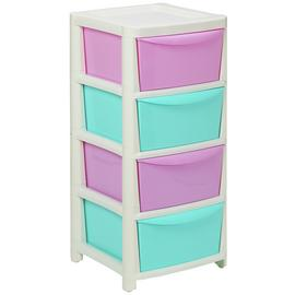 Argos Home 4 Drawer Storage Tower