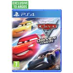 more details on Cars 3: Driven to Win PS4 Pre-Order Game.