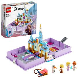 LEGO Disney Frozen II Anna and Elsa's Storybook Set - 43175