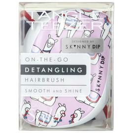 Tangle Teezer Compact Hairbrush - Skinnydip Llama