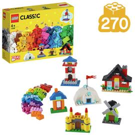 LEGO Classic Bricks and Houses Building Set - 11008