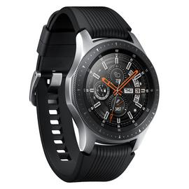 Samsung Galaxy Golf 46mm Smart Watch - Black / Silver