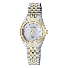Citizen Ladies Multicoloured Stainless Steel Bracelet Watch