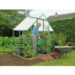 more details on Norfolk Greenhouses twin-walled 6 x 4ft Ultimate Greenhouse.