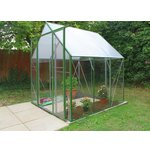 more details on Norfolk Greenhouses twin-walled 6 x 6ft Ultimate Greenhouse.