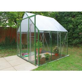 Norfolk Greenhouses Twin-walled 6 x 6ft Ultimate Greenhouse