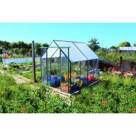 Norfolk Greenhouses Twin-walled 6 x 8ft Ultimate Greenhouse