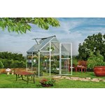 more details on Mill Poly twin-walled 6 x 4ft Greenhouse.