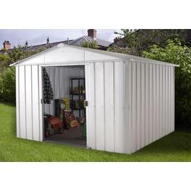 Yardmaster Metal Garden Shed - 10 x 10ft