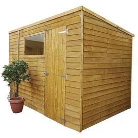 Mercia Wooden 10 x 6ft Overlap Garden Shed