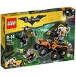 more details on LEGO Bat Movie Bane's Toxic Truck Attack - 70914