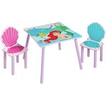 more details on Disney Princess Table and 2 Chairs.
