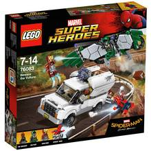 LEGO Super Heroes Spider-Man Beware The Vulture - 76083