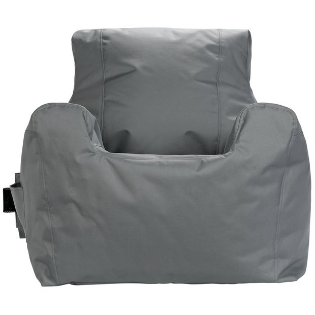 Fantastic Buy Argos Home Large Grey Teenager Bean Bag Bean Bags Argos Caraccident5 Cool Chair Designs And Ideas Caraccident5Info