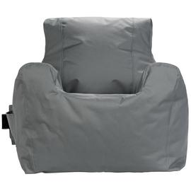 Argos Home Large Grey Teenager Beanbag