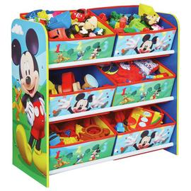 Disney Mickey Mouse Kids Storage Unit