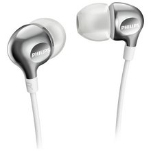 Philips Vibes In-Ear Headphones - White