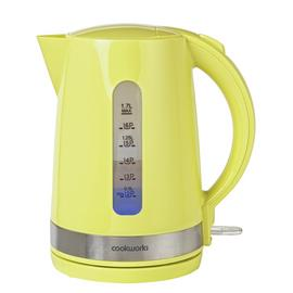 Cookworks Illumination Kettle - Green