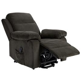 Argos Home Power Riser Recliner with Dual Motor - Grey