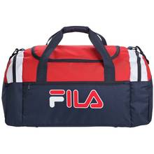 FILA Small Holdall - Navy/Red