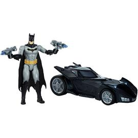Justice League Action Twin Blast Batman & Batmobile