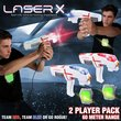 more details on Laser X Laser Gaming Set - 2 Player Pack.