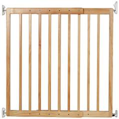 Cuggl Wooden Extending Gate