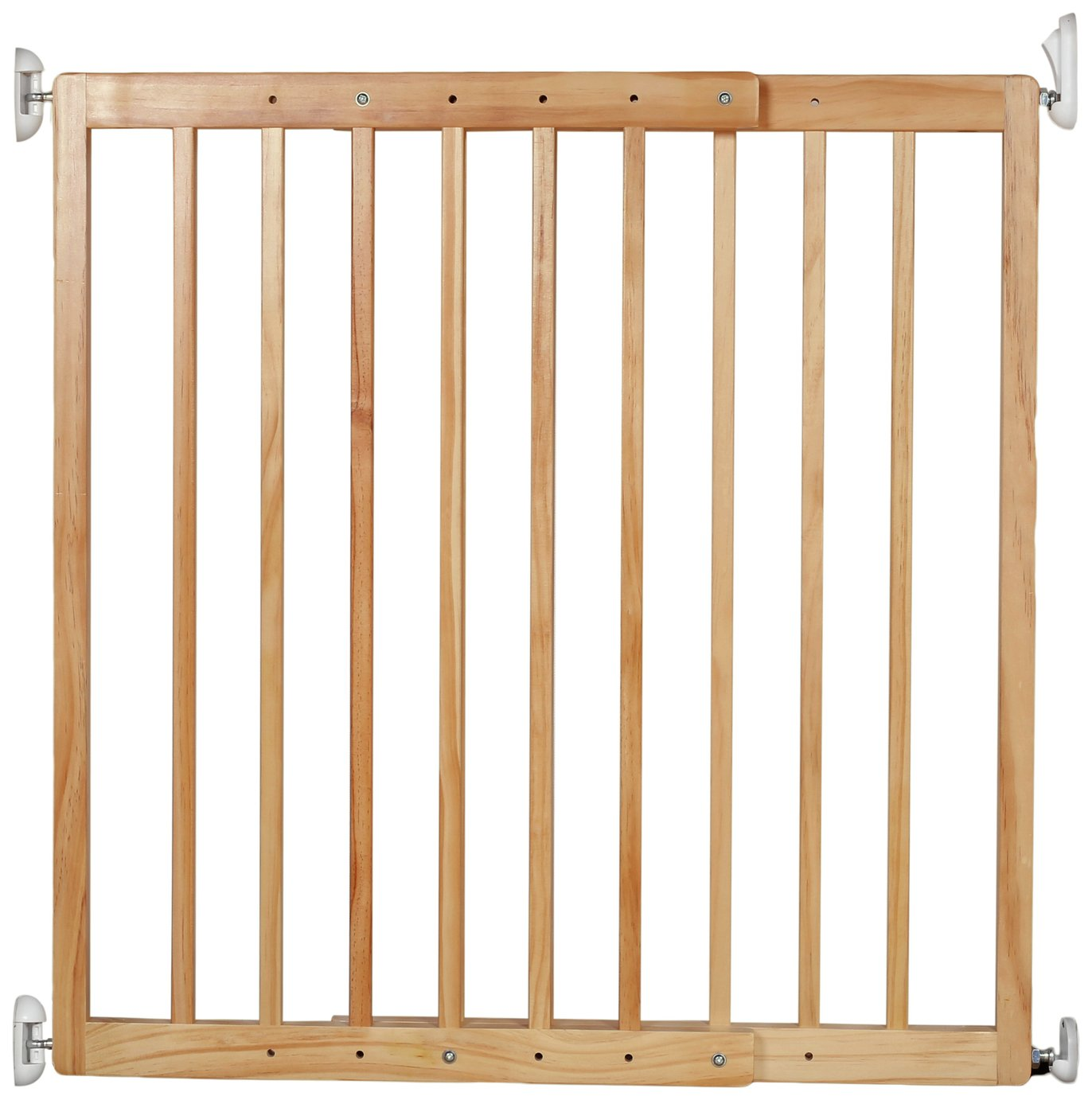 Exceptional Cuggl Wooden Extending Gate
