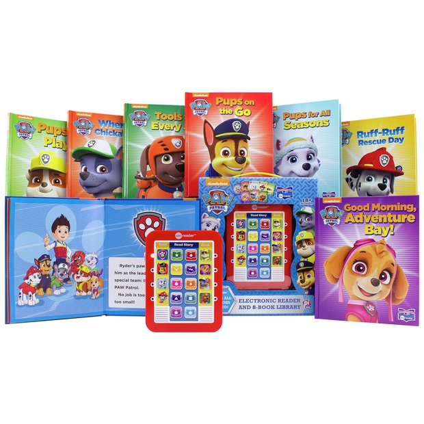 Buy Paw Patrol Junior Me Reader Interactive Learning Toys Argos