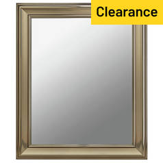 Argos Home Cambridge Wall Mirror - Silver
