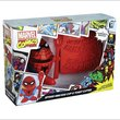 more details on Marvel Comics Spider-Man Egg Cup and Toast Cutter Set