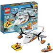 more details on LEGO City Sea Rescue Plane - 60164