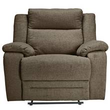 Collection Blake Fabric Manual Recliner Chair - Mink