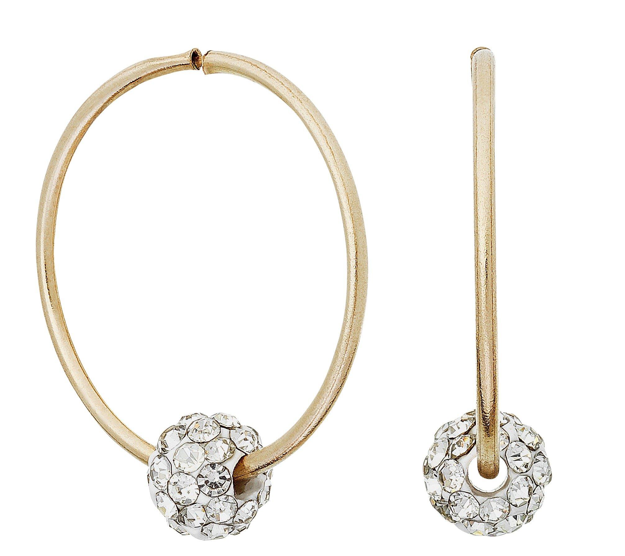 Results For Gold Hoop Earrings