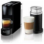 more details on Nespresso Essenza Mini Coffee Machine Bundle by KRUPS- Black