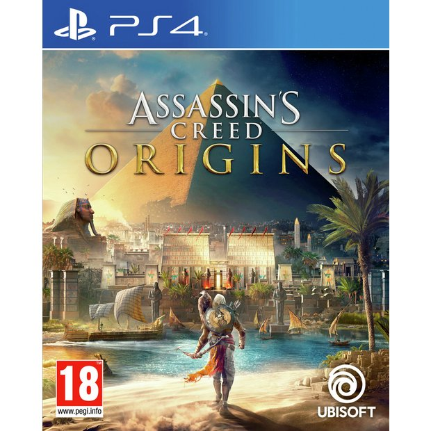 Buy Assassin S Creed Origins Ps4 Game Ps4 Games Argos