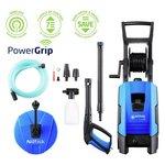 Nilfisk Powergrip 130 Pressure Washer/Patio Cleaner - 1800W