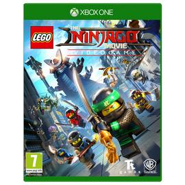 LEGO Ninjago Movie Xbox One Game