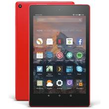 Amazon Fire 8 HD Alexa 8 Inch 16GB Tablet - Punch Red