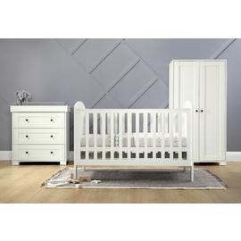 Mamas & Papas Harrow 3 Piece Set Furniture Set - White