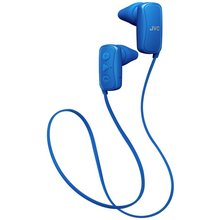 JVC Gumy In-Ear Wireless Sports Headphones - Blue